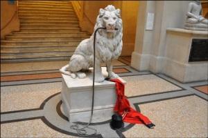 lion's revenge